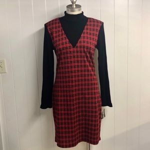 All That Jazz Vintage Christmas Dress